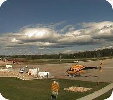 Whitecourt Airport webcam