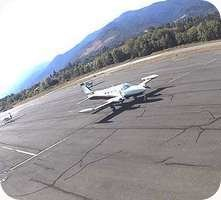 Ashland Municipal Airport webcam