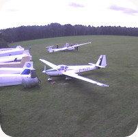 Flugplatz Berliner-Heide Airport webcam