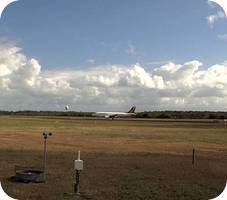 Cairns International Airport webcam