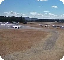 Cessnock Airport webcam