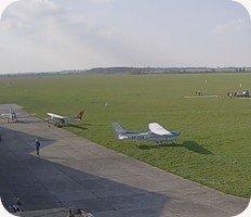 Lotnisko Leszno Airport webcam