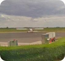 Aerodrome de Peronne St Quentin Airport webcam