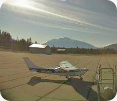 Valemount Airport webcam