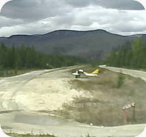Warren USFS Airport webcam