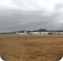 Coffs Harbour Airport webcam