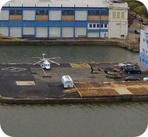Penn's Landing Heliport webcam