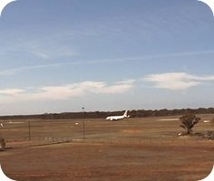 Kalgoorlie Boulder Airport webcam