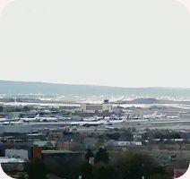 Aeropuerto Adolfo Suarez Madrid Barajas Airport webcam