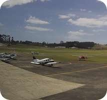 North Shore Airport webcam
