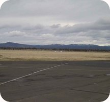 Prineville Airport webcam