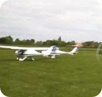 Flyveplads Kerteminde Airport webcam