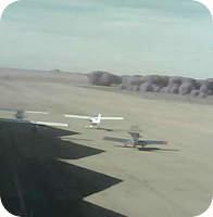 Aerodrome de Matilla de Los Canos Airport webcam