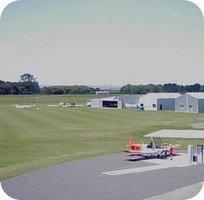 Stratford Airport webcam