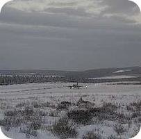 White Mountain Airport webcam