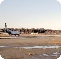 Yakutat Airport webcam