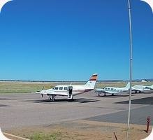 Alice Springs Airport webcam