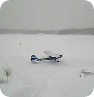 Big Lake Airport webcam