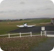 Aerodrome de Chateauroux Villers Airport webcam