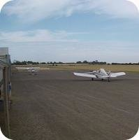 Gawler Airport webcam
