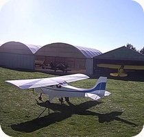 Campo di Volo Pontins Eagles Airport webcam