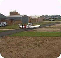Springs Airport webcam